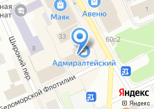 Компания «Ремонт ПК» на карте