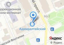 Компания «Банкомат Собинбанк» на карте