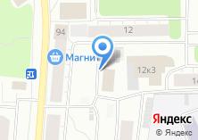 Компания «Современный дом» на карте