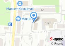 Компания «АрхангельскЭлектро» на карте