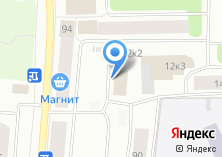 Компания «Мой бухгалтер» на карте