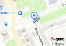 Компания «Артемка» на карте