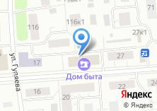 Компания «Мечта-Сервис» на карте
