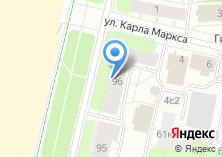 Компания «Городской центр детской вертебрологии» на карте