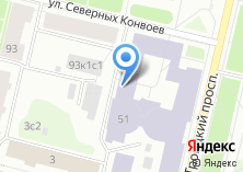 Компания «Медик Севера» на карте