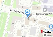 Компания «Chibbis.ru» на карте