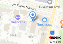 Компания «СОС-призыв 29» на карте