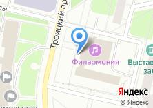 Компания «Архангельское областное Собрание депутатов» на карте