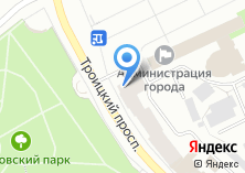 Компания «Централизованная библиотечная система» на карте
