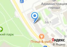 Компания «Отдел дошкольного образования» на карте