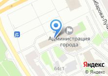 Компания «Агентство металлоконструкций» на карте