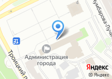 Компания «ИКМО» на карте