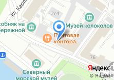 Компания «Соловецкое подворье» на карте