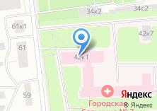Компания «СОГАЗ-Мед страховая компания» на карте