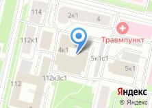 Компания «Центр занятости населения г. Архангельска» на карте