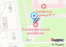 Компания «Скорая медицинская помощь» на карте