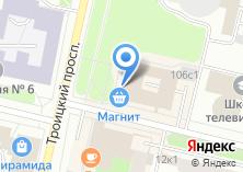 Компания «Энергопроектмонтаж» на карте