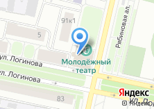 Компания «Архангельский молодежный театр» на карте