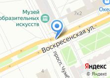 Компания «ЦЕНТР БИЗНЕС ПЛАНИРОВАНИЯ» на карте