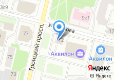 Компания «Центральная кофейня» на карте