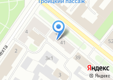Компания «Областная детская библиотека им. А.П. Гайдара» на карте