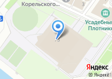 Компания «Архангельский городской штаб школьников им. А.П. Гайдара» на карте