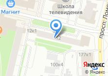 Компания «Делан» на карте