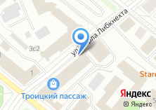 Компания «Miele Партнер» на карте