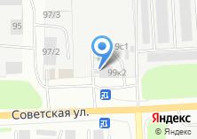 Компания «Магазин автозапчастей на Усть-Двинской» на карте