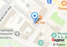 Компания «Информационно-расчетный центр» на карте
