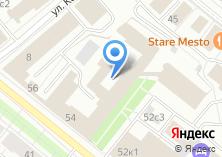 Компания «Совет ветеранов ФСБ РФ по Архангельской области» на карте