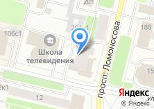Компания «Дент-Мастер» на карте