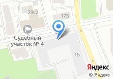 Компания «Строящееся административное здание по ул. Ломоносова проспект» на карте
