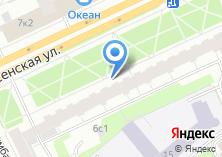 Компания «МиТа» на карте