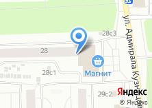 Компания «Дали» на карте