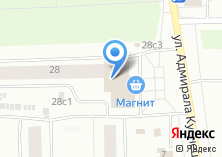 Компания «Бристоль» на карте