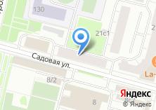 Компания «Арх-клин» на карте