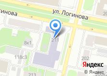 Компания «Архангельский музыкальный колледж» на карте