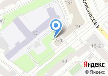 Компания «Кафе на ул. Карла Либкнехта» на карте