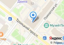 Компания «Дюма» на карте