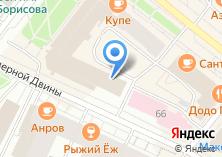Компания «Адвокатские кабинеты Шариной А.В. и Голанцевой П.В.» на карте