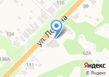 Компания «ГЛОНАСС» на карте