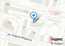 Компания «Вилсон-Архангельск» на карте