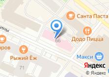 Компания «Аптека МК» на карте