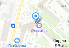 Компания «Банк Петрокоммерц» на карте