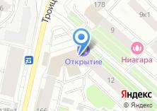 Компания «Архангельскгеолдобыча» на карте
