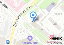 Компания «РН-Архангельскнефтепродукт» на карте