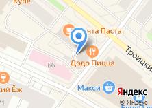 Компания «Новостройка.ру» на карте