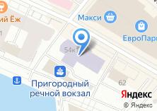 Компания «Финансовый Университет при Правительстве Российской Федерации» на карте