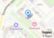 Компания «XXXL» на карте